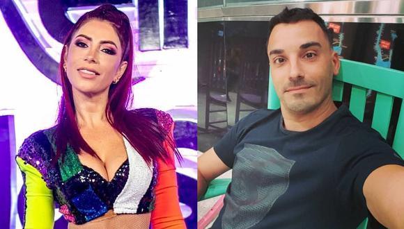 """Milena Zárate arremete contra Santi Lesmes por las críticas que le hizo en """"Reinas del Show"""". (Foto: Composición)"""