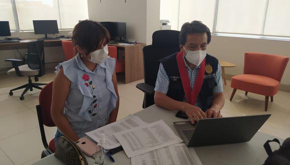 Fiscalía investiga vacunación irregular de altos funcionarios. (Foto: Ministerio Público)