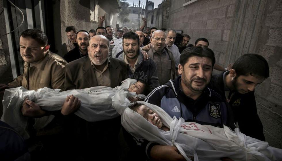 Primer premio en la edición de 2012 del certamen de fotoperiodismo más importante del mundo, el World Press Photo. (Reuters)