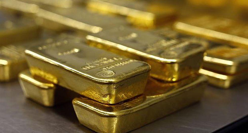 Los futuros del oro en Estados Unidos se negociaban estables. (Foto: Reuters)