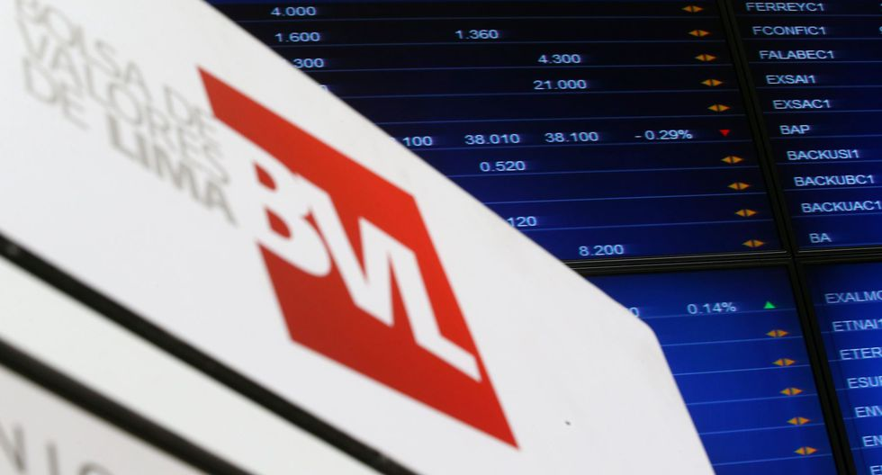 El alza de las acciones de los sectores minería, industria y financiero permitió el buen desempeño de la BVL.(Foto: Andina)