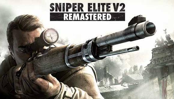 'Sniper Elite V2 Remastered' de Rebellion estará disponible desde 21 de mayo para PlayStation 4, Xbox One y PC.