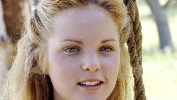 La mayor de las hermanas Ingalls, quien pierde la vista. (Captura de pantalla)