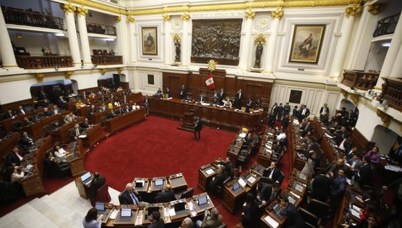 El texto aprobó que para las elecciones del 2031, la participación de mujeres alcance el 50%.(Foto: Mario Zapata)