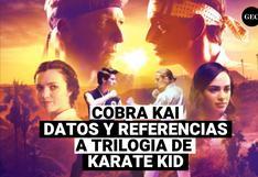 Cobra Kai: Datos y curiosidades sobre la serie y sus referencias a la trilogía de Karate Kid