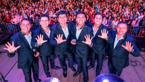 """Christian Yaipén descartó conciertos presenciales del """"Grupo 5"""". (Foto: @grupo5christian)."""