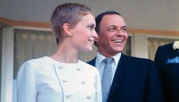 Sinatra fue su gran amor. (Internet)