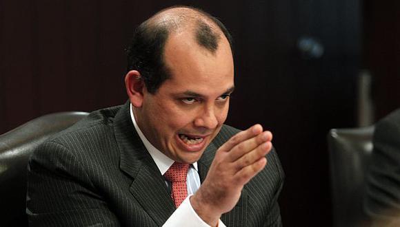 Luis Castilla no respondió si renunciará al puesto. (Reuters)