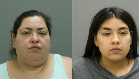 Clarisa Figueroa, de 46 años, y su hija Desiree, de 24. (Foto: Chicago Police Department)