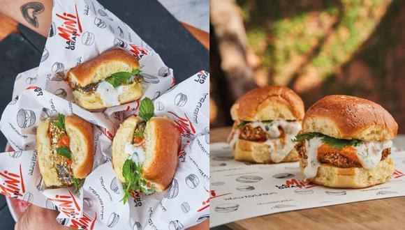Manduca reabre sus puertas luego de 3 años y trae consigo una nueva y deliciosa propuesta de hamburguesas en formato mini a Lima utilizando insumos de la más alta calidad.