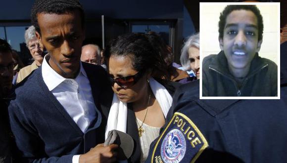 Madre de Phillipos estuvo en el juicio. (Reuters/AP)