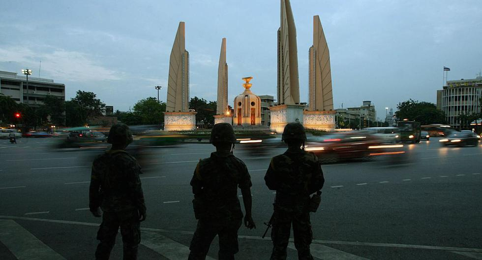 Al menos 12 muertos por un tiroteo en un centro comercial de Tailandia. (AFP).