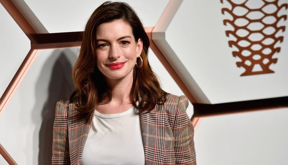 Anne Hathaway se pronuncia y manda mensaje de apoyo a las mujeres con problemas de fertilidad. (Foto: AFP)