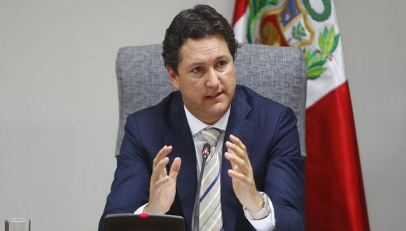 Daniel Salaverry se inscribió como militante de Somos Perú. (Foto: GEC)