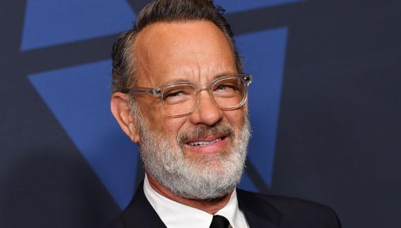 """Tom Hanks podría ser Geppetto en la nueva versión de """"Pinocho"""". (Foto: AFP)"""