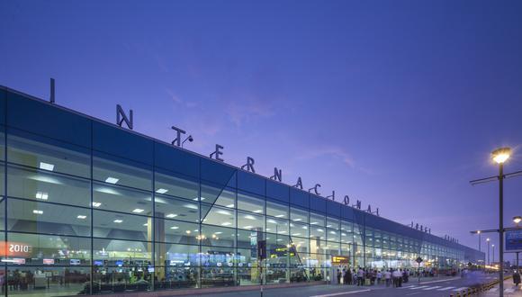Aeropuerto Jorge Chávez (USI)