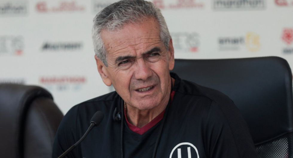 Gregorio Pérez habló acerca del regreso de Ángel Comizzo como técnico de Universitario. (Foto: GEC)