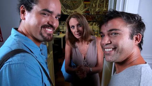 Renzo Schüller y Franco Cabrera estrenarán serie web 'Los Midas'. (Captura YouTube)