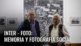 Inter-foto: Memoria y fotografía social peruana