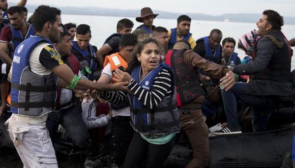 En Hungría continúan enfrentamientos entre migrantes y solicitantes de asilo. (AP)