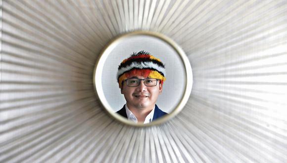 Shuar Velásquez. Filósofo awajún (Mario Zapata)
