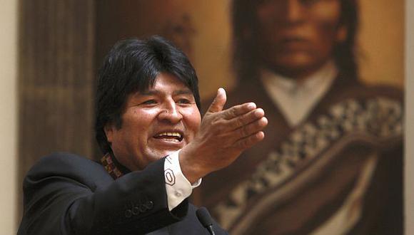 Morales está en reposo por orden de sus médicos. (AP)