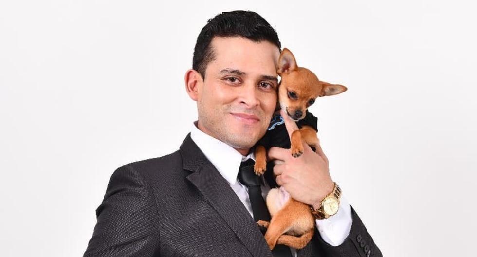 Christian Domínguez celebró cumpleaños a su perro y Karla Tarazona le recordó que al de su hijo no asistió.