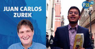 Juan Carlos Zurek, candidato a la Alcaldía de Lima de Somos Perú