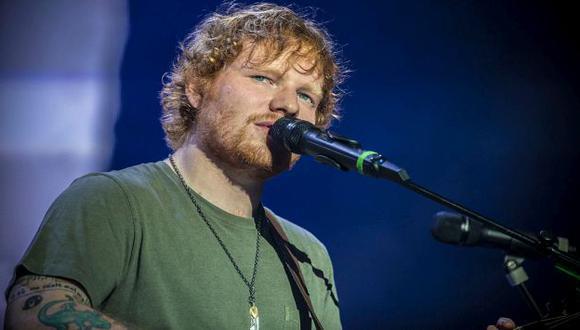 Ed Sheeran canceló sus conciertos tras accidentarse en su bicicleta (Getty Images)
