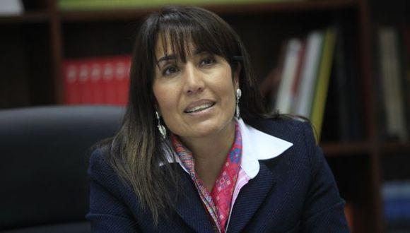 Magali Silva aplazó su presentación en el Congreso para el 20 de enero. (Perú21)