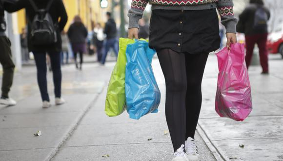 En el país se consumen 947,000 toneladas de plásticos al año, donde el 75% se convierte en residuos y 0.3% es reciclado. (Foto: GEC)