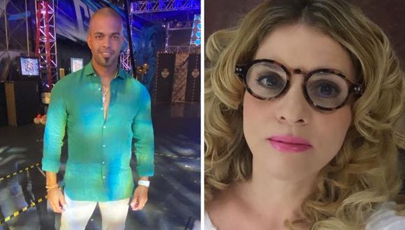 José Figueroa emitió duras críticas contra Johanna San Miguel. (Foto: Instagram)