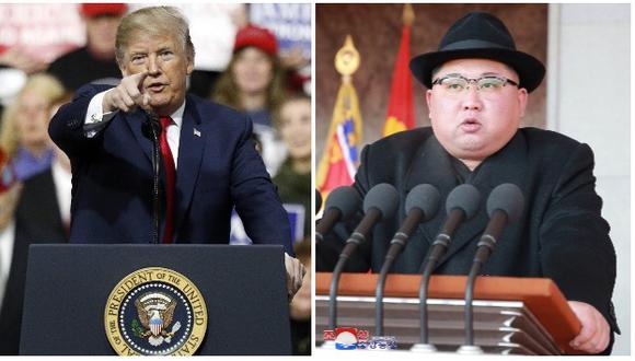 Donald Trump y Kim Jong-un aceptaron reunirse en mayo. De ocurrir, sería la primera vez que un presidente de EE.UU. sostiene una reunión con un líder norcoreano (Efe).