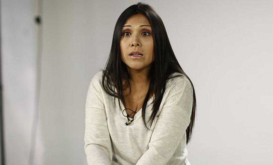 Tula Rodriguez admitió que en su vida permitió algunos episodios de violencia. (Renzo Salazar)
