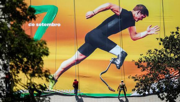 Este miércoles se inauguran los Juegos Paralímpicos Río 2016. (EFE)