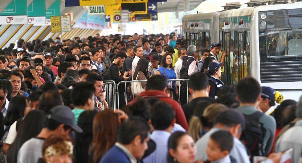 Metropolitano: la ampliación hacia Carabayllo comenzará en la estación Naranjal. (VIDEO)