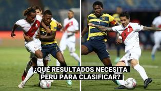 Copa América 2021: ¿Qué resultados necesita la 'blaquirroja' para clasificar a cuartos de final?
