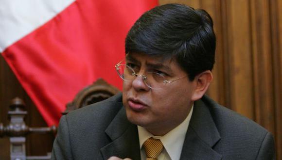Torres Caro no se encuentra inscrito en APP, por lo que su candidatura se realiza en la modalidad de invitado por dicha agrupación política. (Foto: GEC)