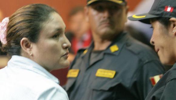 TENSA. 'Reina de las Parranditas' podría ser condenada a 30 años. (David Vexelman)