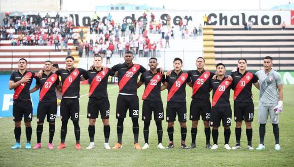 La selección peruana Sub 23 se medirá con Bolivia en noviembre. (Foto: Selección Peruana - FPF)