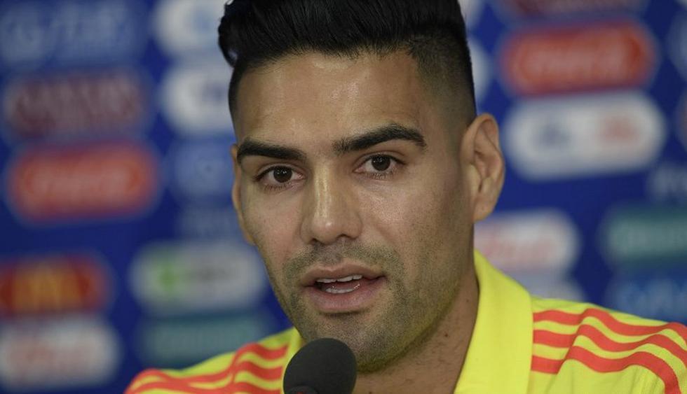 """""""Es el partido que desde muy niño soñábamos"""", dijo Falcao. (AFP)"""
