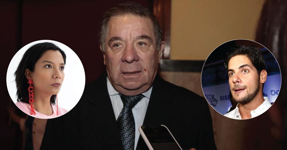 Aguilar dijo que nunca hubo quejas sobre Andrés Wiese, incluso de la propia Mayra Couto. (Instagram)