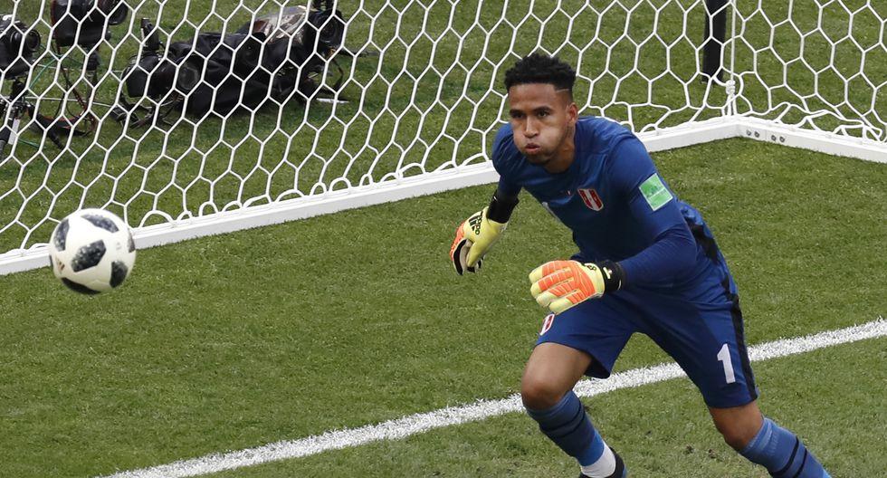 ¿Qué dijo Pedro Gallese sobre su posible fichaje al Boca Juniors? (AFP)