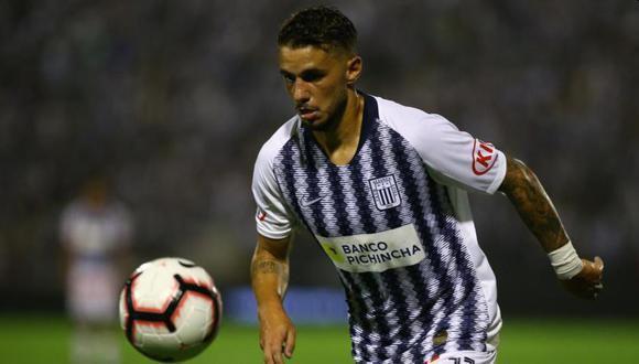 Felipe Rodríguez jugó en Alianza Lima en la temporad 2019. (Foto; GEC)