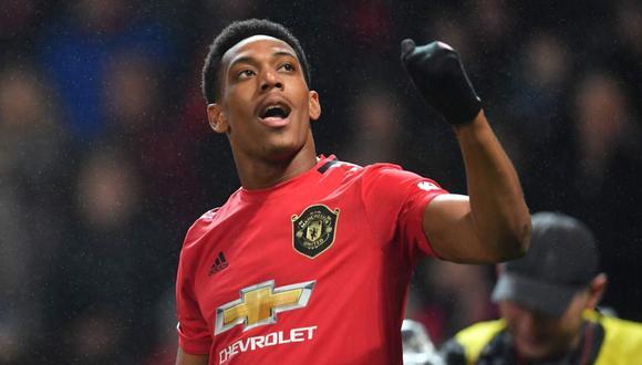 Manchester United vs. Burnley se enfrentan en la jornada 20 de la Premier League. (Foto: AFP)