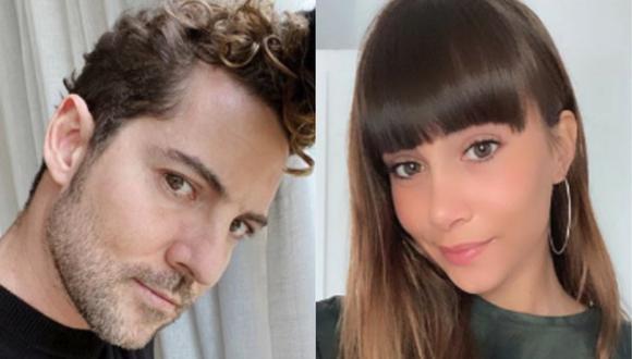 David Bisbal y Aitana lanzaron una canción de esperanza en medio de la crisis por el coronavirus. (Foto: Twitter)