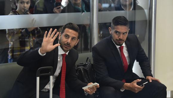 Vargas y Pizarro fueron referentes de la selección peruana. (Foto: Instagram)