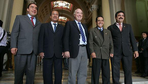 Ya dejaron el rompimiento de la alianza con Perú Posible. (USI)