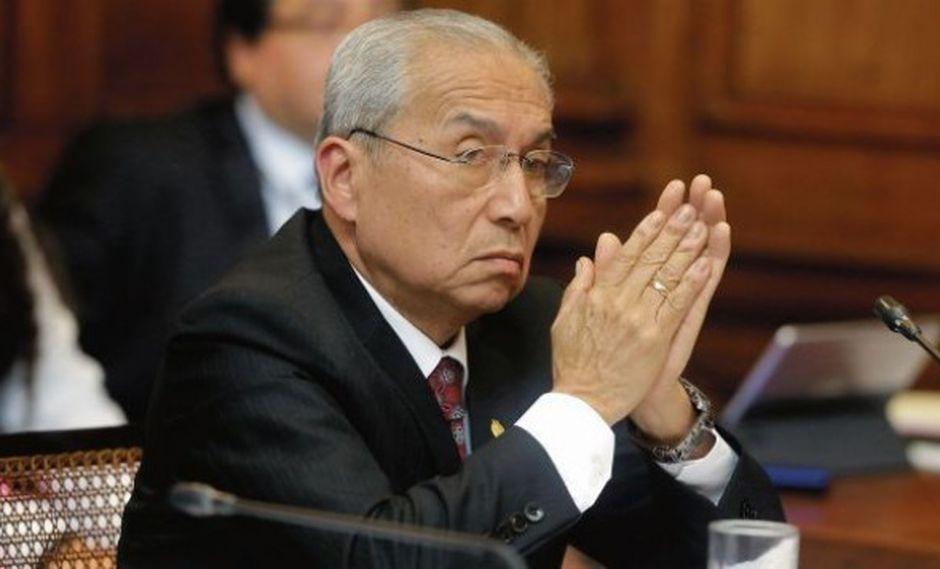 El fiscal Pedro Chávarry está siendo investigado por la Fiscal de la Nación por el ingreso a oficinas lacradas. (Foto: GEC / Video: Canal N)