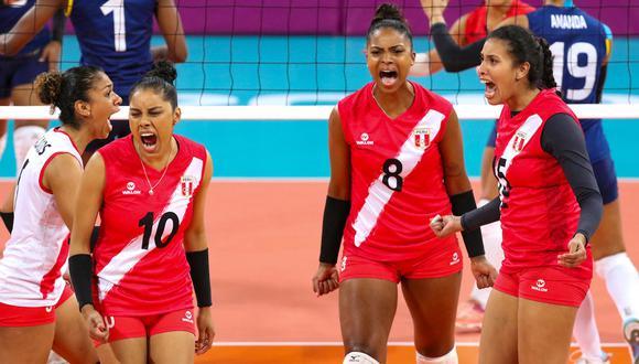 La selección peruana de voleibol competirá por el quinto lugar ante Puerto Rico. (Foto: Douglas Juarez / Lima 2019)